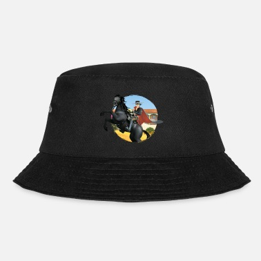 Zorro The Chronicles Riding Horse Tornado - Cappello alla pescatora