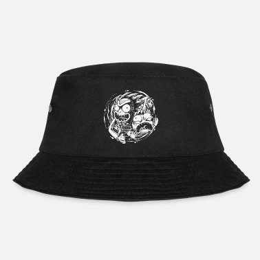 Rick And Morty Multidimensional Travel - Bucket Hat