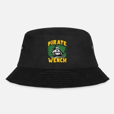Pirate Flag Pirate flag pirate ship - Bucket Hat