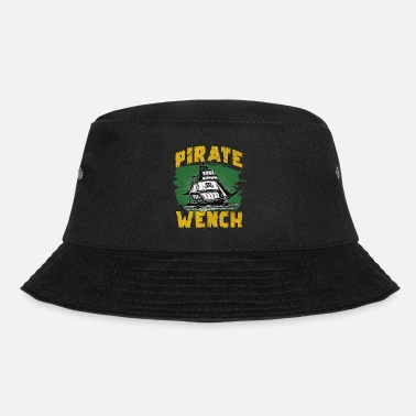 Pirate Flag Pirate ship pirate flag - Bucket Hat