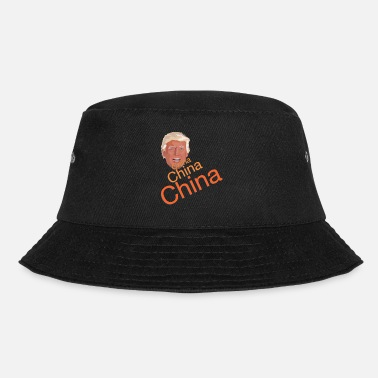China Donald Trump - China China China - Fischerhut