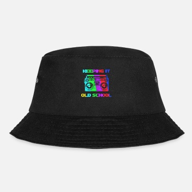 Hip Old School 80's 90's Hip Hop-cadeau - Vissershoed
