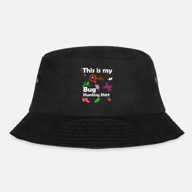 Collector Future Insect & Bug Collector Entomologist - Bucket Hat