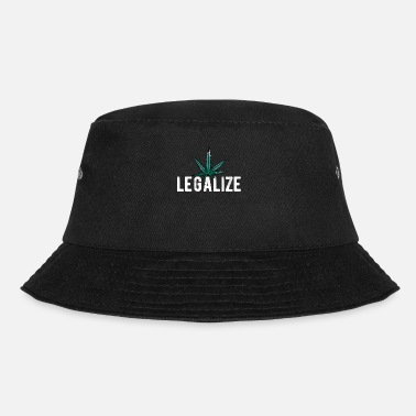 Legalization Legalize Legalize it - Bucket Hat