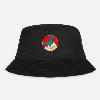 Egyptian Egypt vacation pyramids sphinx archeology - Bucket Hat