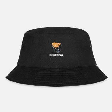 Pizza Nacho Business Funny Person Gift - Bucket Hat