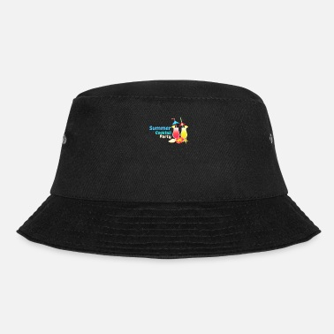 Cocktail Summer cocktail party design for vacation lovers - Bucket Hat
