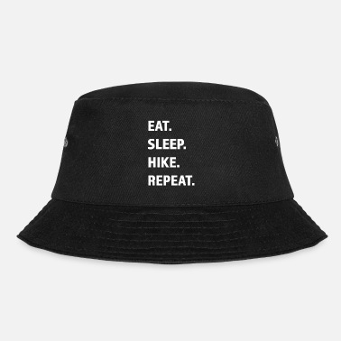 Climbing Funny saying for outdoor wanderer berg - Bucket Hat