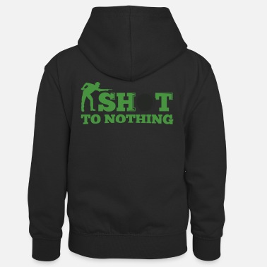 Snooker shot to nothing - Kids' Contrast Hoodie