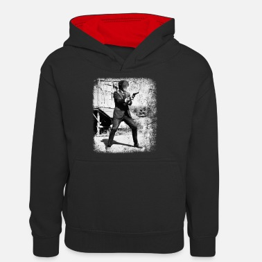 Dirty DIRTY - Teenager Contrast Hoodie