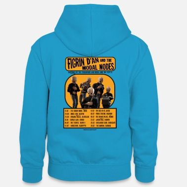 Cantina Band Tour Poster - Teenager Contrast Hoodie