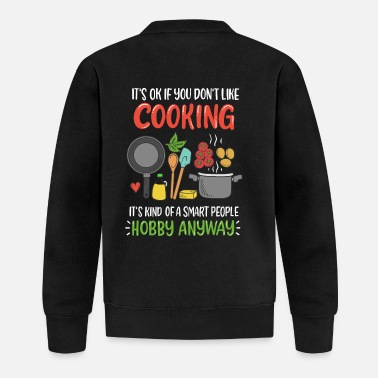 Cook Cooking Cook Cook - Baseball Jacket