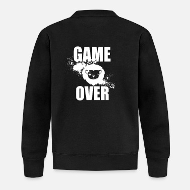 Game Over Gamer - Game Over - Baseballjakke