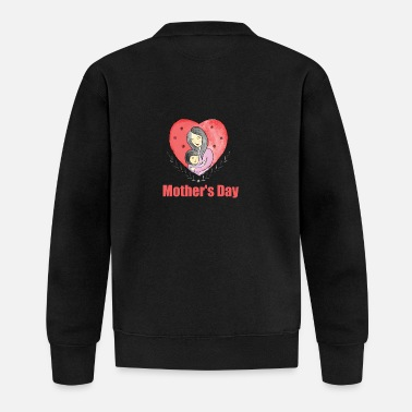 Mother's Day Mother's Day - Mother's Day - Baseball Jacket