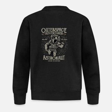 Outerspace Outerspace Adventurer - Baseball Jacket