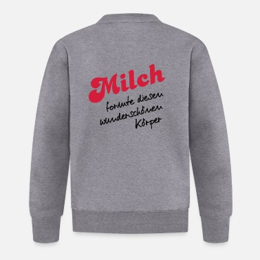 Milch Milch - Baseball Jacke