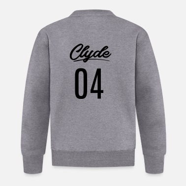 Clyde 04 - April - Baseball Jacket