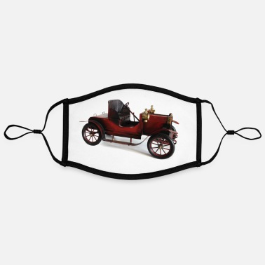Old toy car - Contrast mask, adjustable (large)
