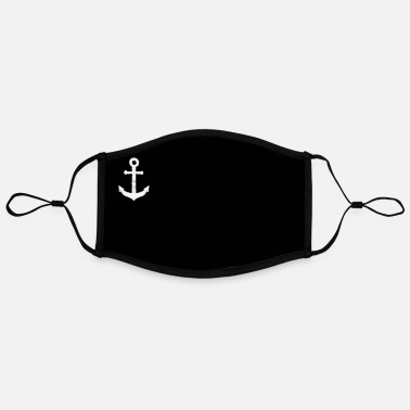 Anchor anchor - Contrast mask, adjustable (large)