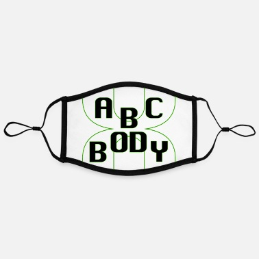 ABC BODY - Contrast mask, adjustable (large)