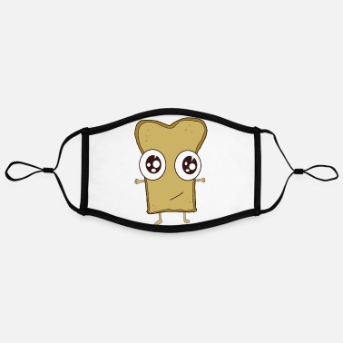 Toast TOAST TOAST TOAST - Contrast mask, adjustable (large)