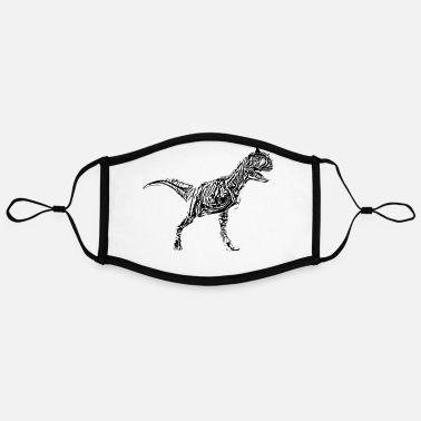 Dino Dino - Contrast mask, adjustable (large)
