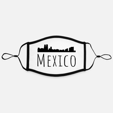 Cityscape Mexico - Cityscape - Contrast mask, adjustable (large)
