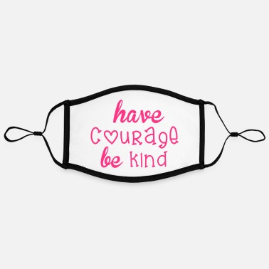 Courage Courage - Contrast mask, adjustable (large)