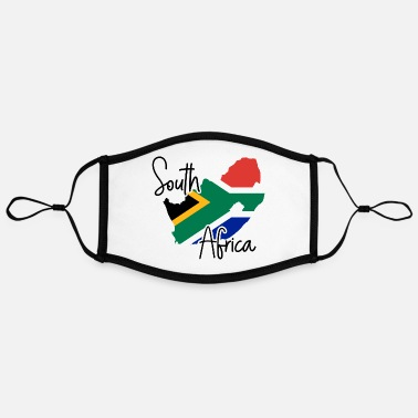 South South Africa - Contrast mask, adjustable (large)