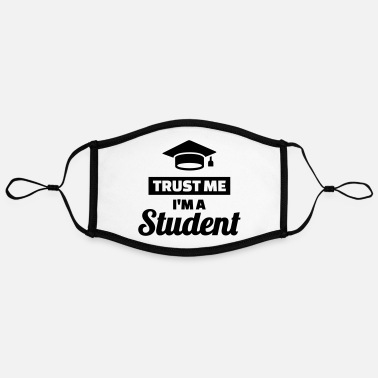 Student Student - Contrast mask, adjustable (large)