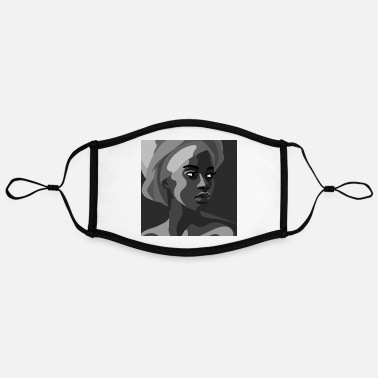 Portrait Portrait - Contrast mask, adjustable (large)