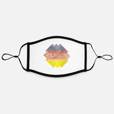 Munich Munich - Munich - Contrast mask, adjustable (large)