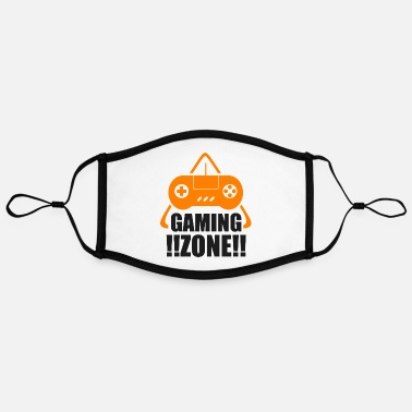 Gaming Zone - Contrast mask, adjustable (large)