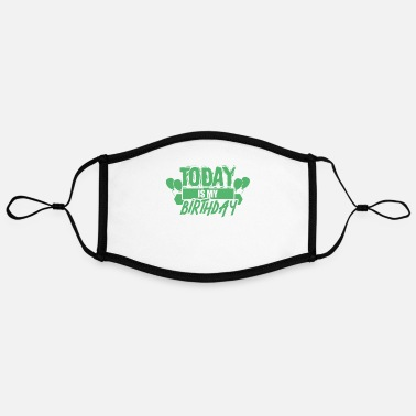 Birthday Party birthday party - Contrast mask, adjustable (large)