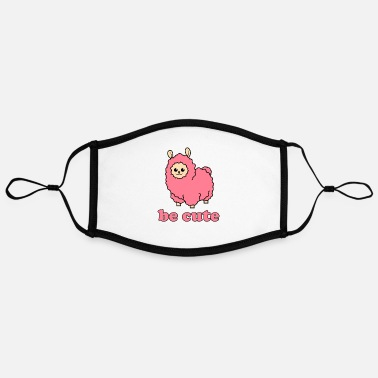 Cute Be cute - Contrast mask, adjustable (large)