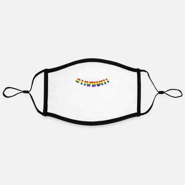 Homosexuals Gay homosexuality - Contrast mask, adjustable (large)
