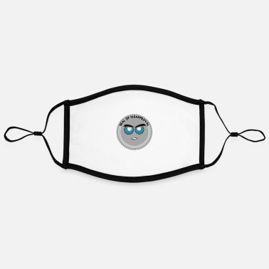 Seal of disapproval - Contrast mask, adjustable (large)