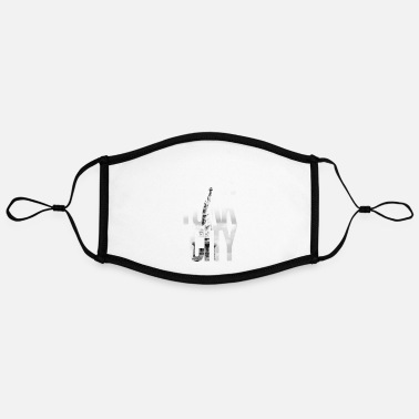 New York City | Know - Contrast mask, adjustable (large)
