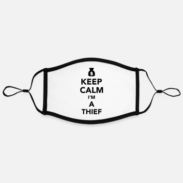 Thief Thief - Contrast mask, adjustable (large)