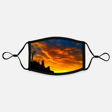 Evening Evening sky - Contrast mask, adjustable (small)