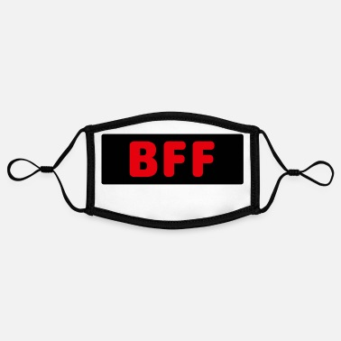 Bff bff - Contrast mask, adjustable (small)
