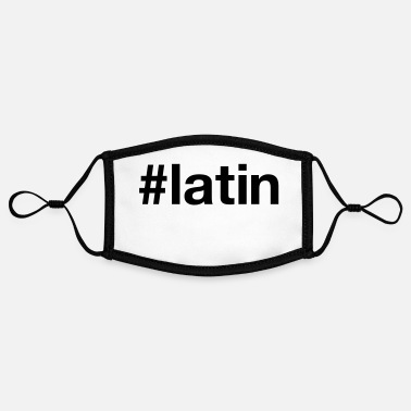 Latin America LATIN - Contrast mask, adjustable (small)