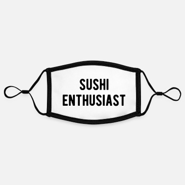 Enthusiast Sushi Enthusiast - Contrast mask, adjustable (small)