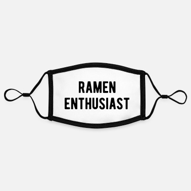 Enthusiast Ramen Enthusiast - Contrast mask, adjustable (small)