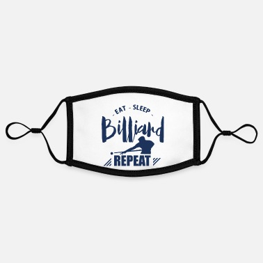 Billiards Billiard Billiard Billiard Billiard - Contrast mask, adjustable (small)