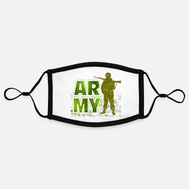 Army Army Army - Contrast mask, adjustable (small)