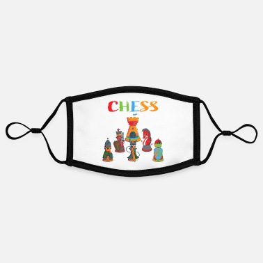 Chess Chess - Contrast mask, adjustable (small)