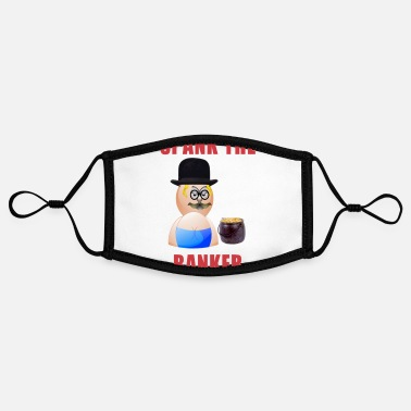 Donde Spank The Banker - Contrast mask, adjustable (small)