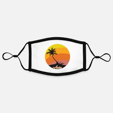 Accra Accra Dream Holiday and Holidays - Contrast mask, adjustable (small)