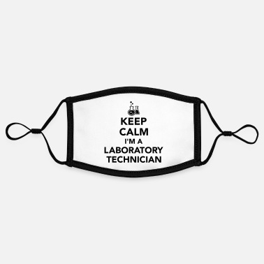 Laboratory Laboratory technician - Contrast mask, adjustable (small)